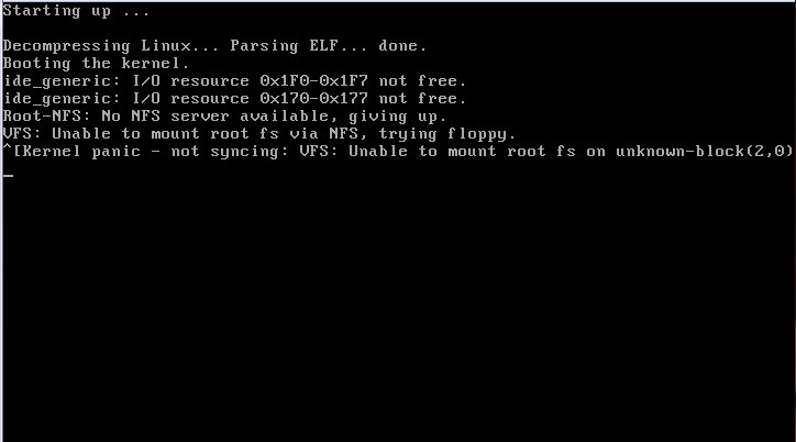버추얼박스에서 리눅스 커널 컴파일하고 돌리려고 하는데     | KLDP